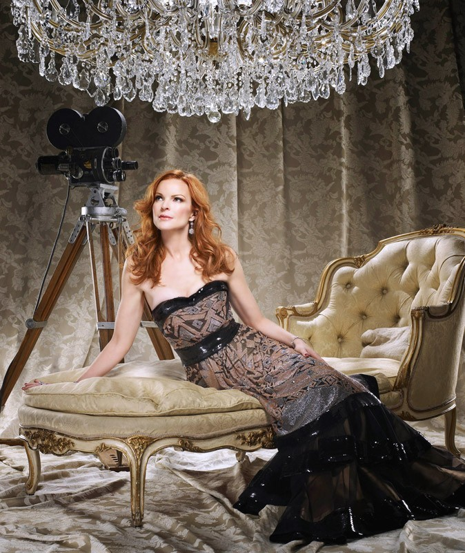 Photos : quel avenir pour Marcia Cross ?