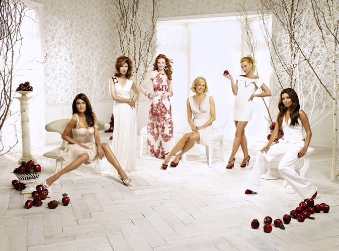 Desperate Housewives en 2008