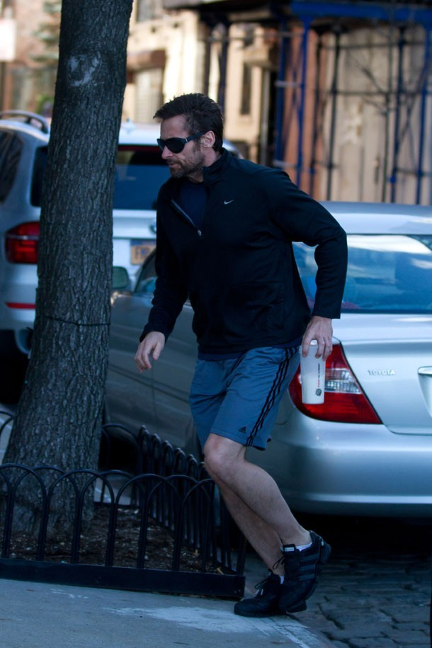 En mode jogging !
