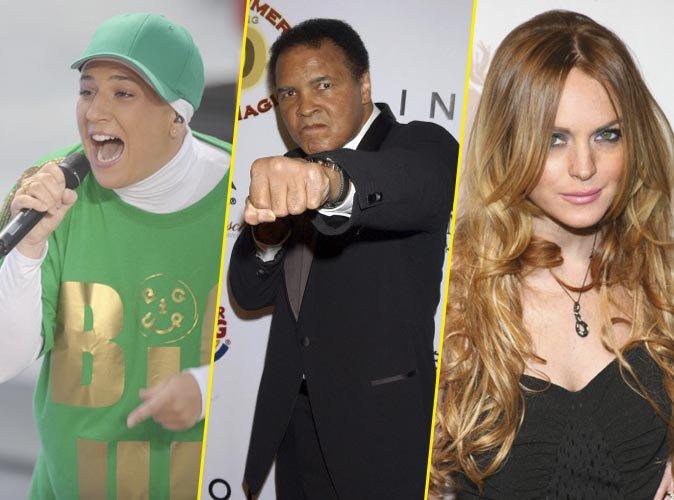 Photos : Diam's, Mohamed Ali, Lindsay Lohan : 21 stars qui se sont converties à l'Islam