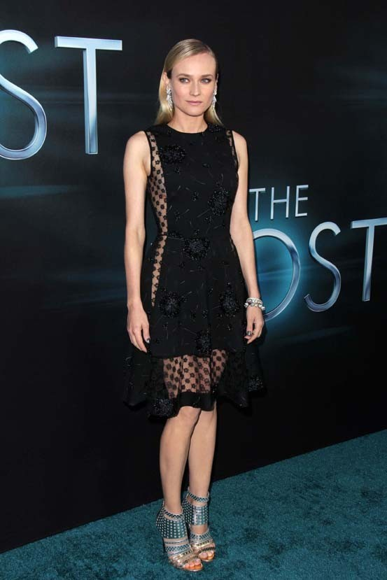 Diane Krüger à l'avant-première de The Host à Hollywood le 19 mars 2013