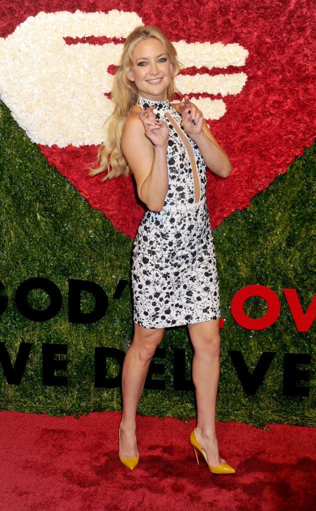 Kate Hudson le 15 octobre 2015