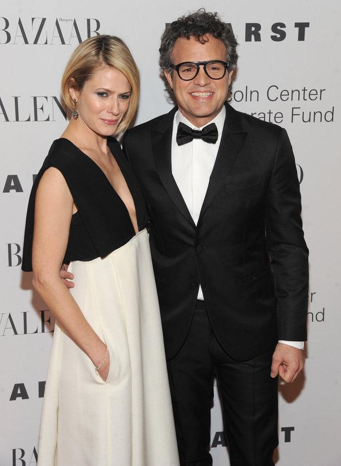 Mark Ruffalo et sa femme