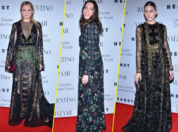 Diane Kruger, Liv Tyler, Olivia Palermo... toutes splendides au gala Valentino !
