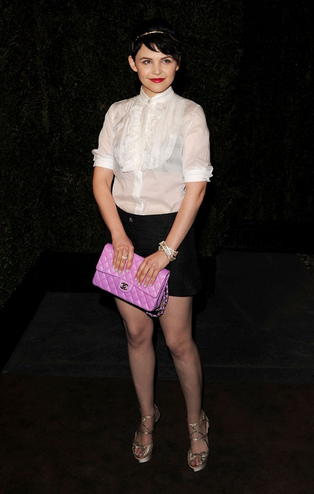 Ginnifer Goodwin, trendy !