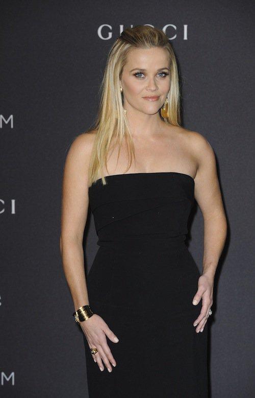 Reese Witherspoon au gala LACMA, à Los Angeles, le 7 novembre 2015 !