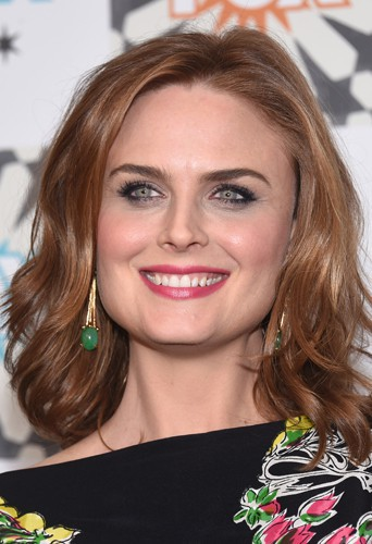 Emily Deschanel à Los Angeles le 20 juillet 2014