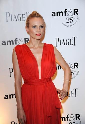 Diane Kruger , une beauté flamboyante !