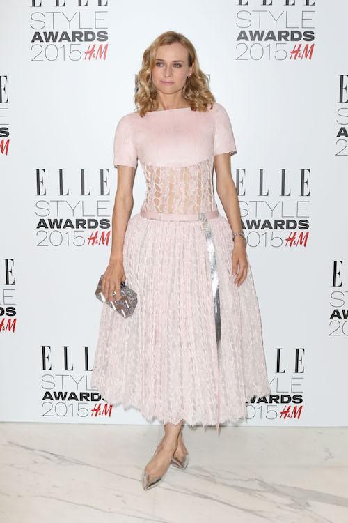 Photos : Diane Kruger vs Olivia Wilde : une blonde sacrée et une brune divine aux ELLE Style Awards !