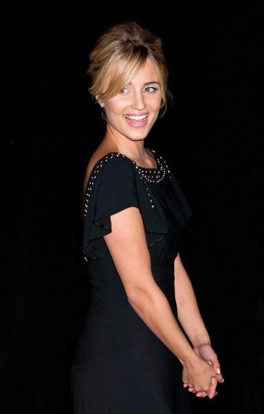 """Dianna Agron lors de la soirée """"Whitney Museum of American Art Gala & Studio Party"""" à New York, le 23 octobre 2013."""