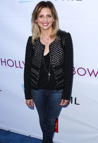 Sarah Michelle Gellar à Los Angeles le 21 juin 2014