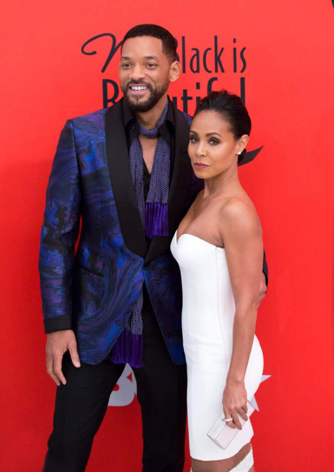 Il y a de l'eau dans le gaz : Will Smith et Jada Pinket Smith