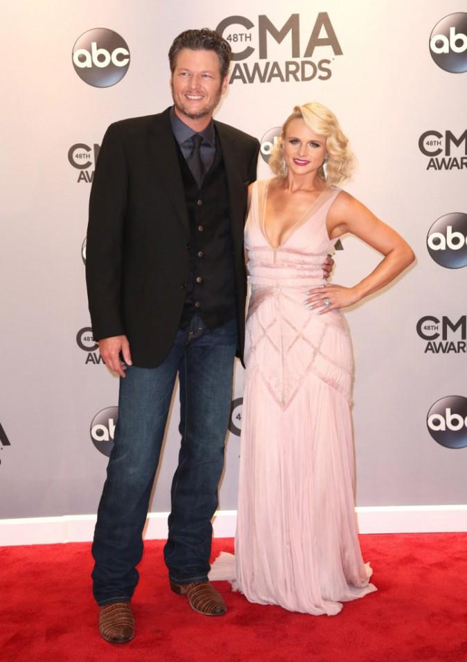 Ils ont divorcé : Blake Shelton et Miranda Lambert