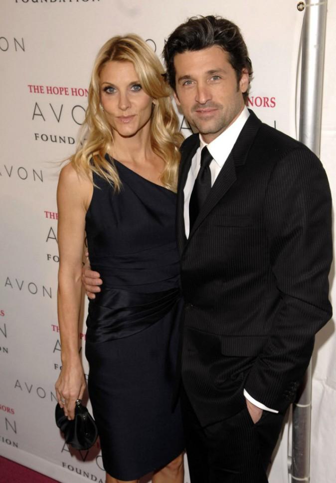 Ils ont divorcé : Patrick Dempsey et son ex-femme Jillian