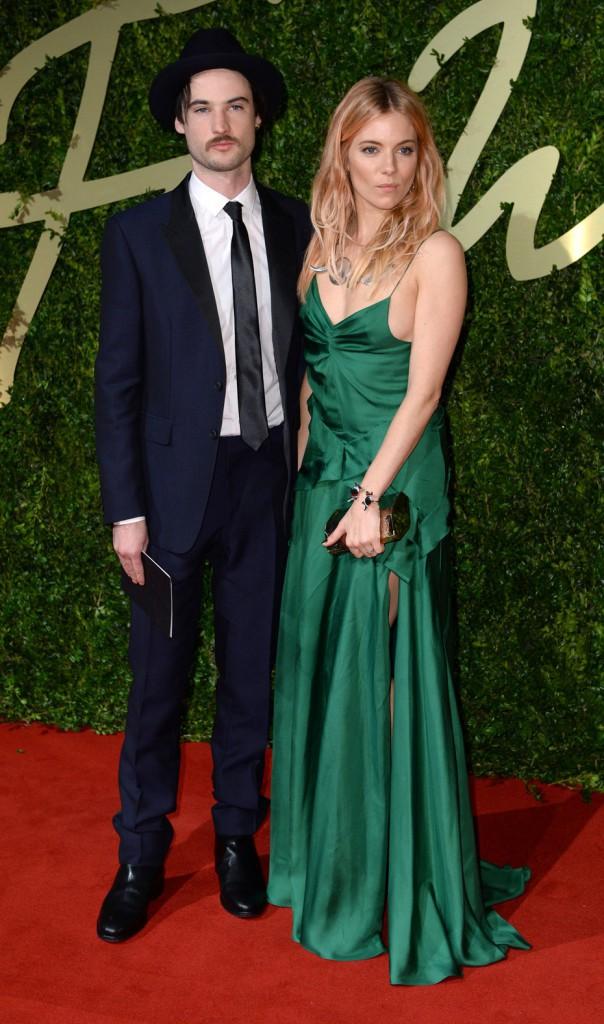 Ils se sont séparés : Sienna Miller et Tom Sturridge