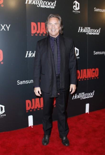 Don Johnson le 11 décembre 2012 à New York