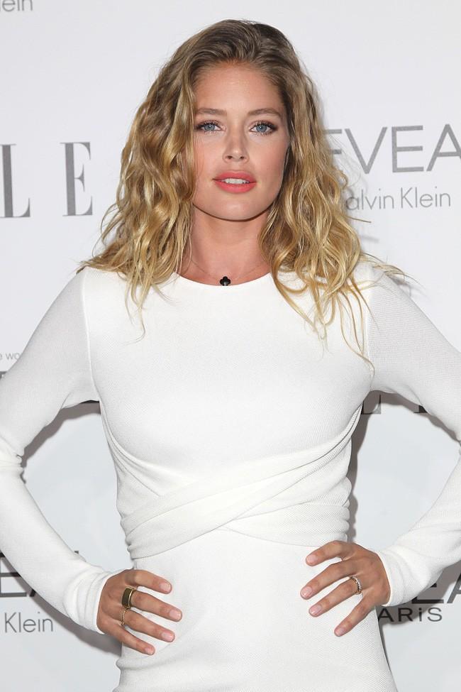 Doutzen Kroes aux ELLE Women In Hollywood Awards organisés à Beverly Hills le 20 octobre 2014