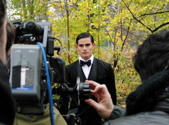 Photos : l'envers du décor du tournage