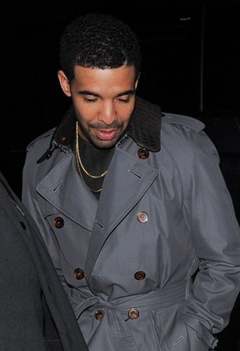 Drake à Londres le 27 mars 2014