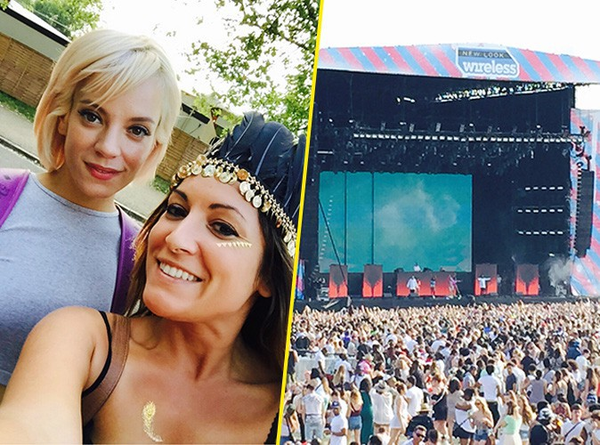 Drake, Lily Allen, A$ap Rocky, Niall Horan... Tous au Wireless Festival ! On y était !