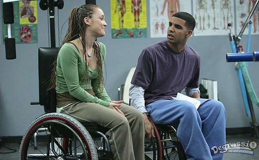 Drake dans le rôle de Jimmy Brooks