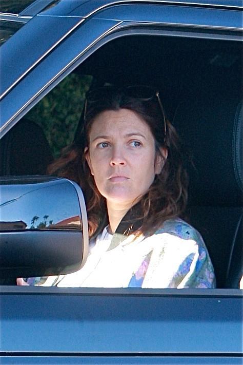 Drew Barrymore à Santa Barbara le 23 novembre 2012