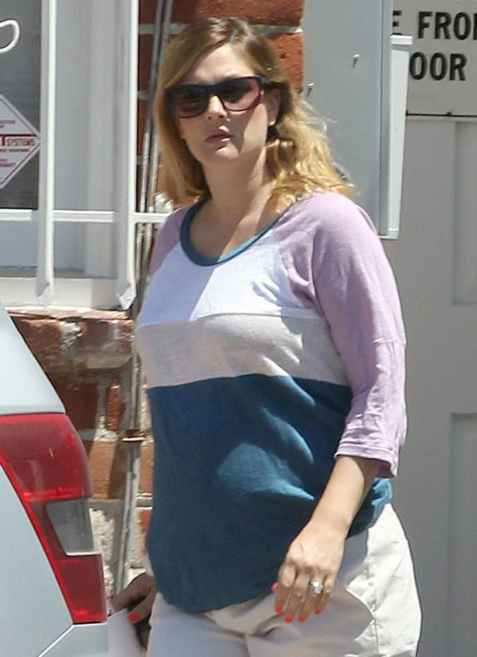 Drew Barrymore le 9 juillet 2012 à Los Angeles