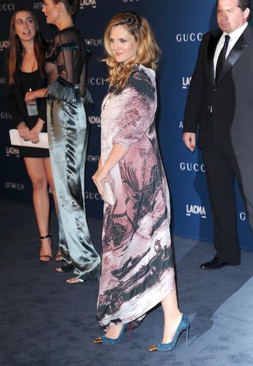 Drew Barrymore, enfant, enceinte, bébé, grossesse, famille