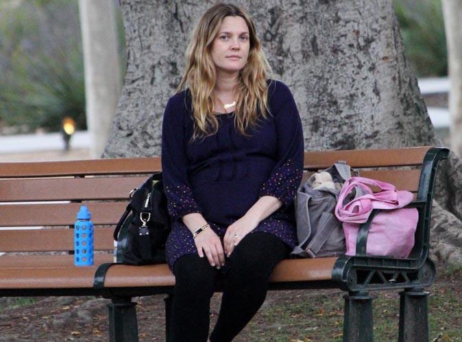 Drew Barrymore : SOS, maman enceinte fatiguée !
