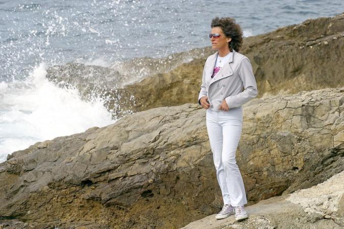 """Photos : Dropped : Florence Arthaud : hommage à la """"la petite fiancée de l'Atlantique""""..."""