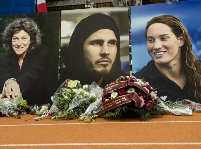 Dropped : L'INSEP rend hommage à ses trois sportifs disparus
