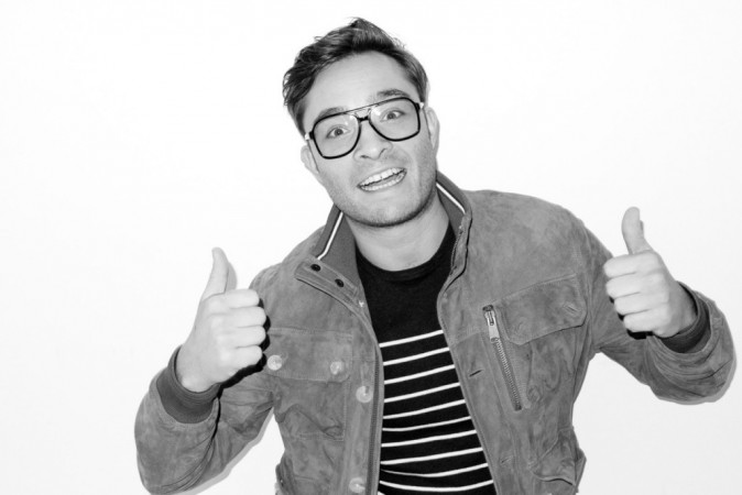 Ed Westwick shooté par Terry Richardson !