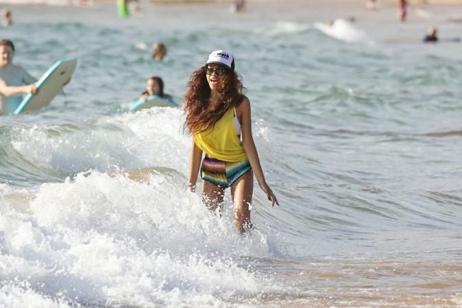 Les filles et la girlfriend d'Eddie Murphy à Hawaï le 12 juin 2013