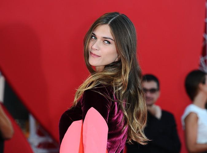 Elisa Sednaoui à Venise le 3 septembre 2013