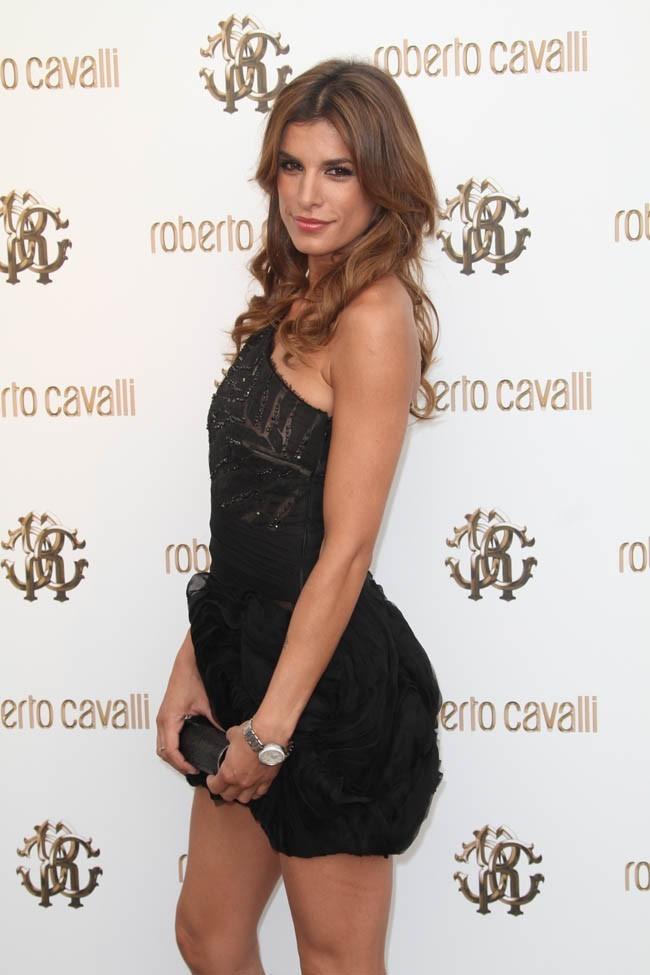 Elisabetta Canalis, une bombe italienne qui aimait le chic de George Clooney...