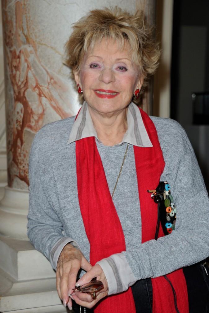Léonia Cooreman alias Annie Cordy