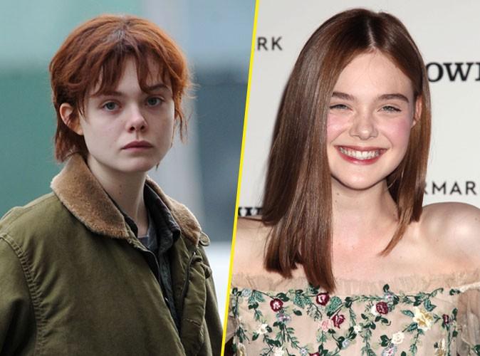 Elle Fanning... mais quelle transformation !
