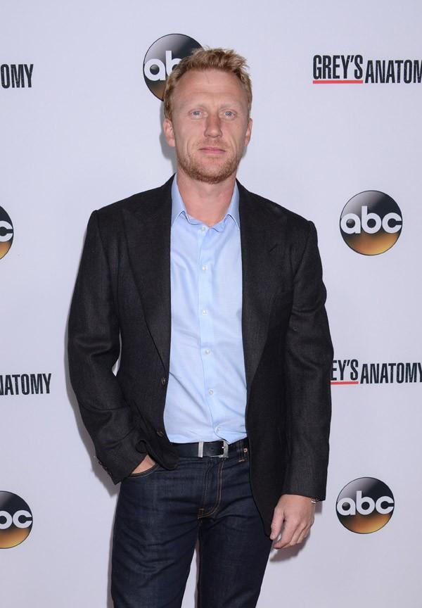 Kevin McKidd fêtant le 200ème épisode de Grey's Anatomy à Hollywood le 28 septembre 2013
