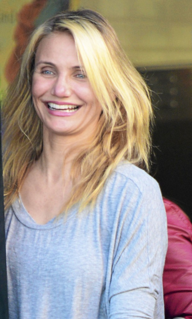 >> Cameron Diaz: elle assume son côté nature !