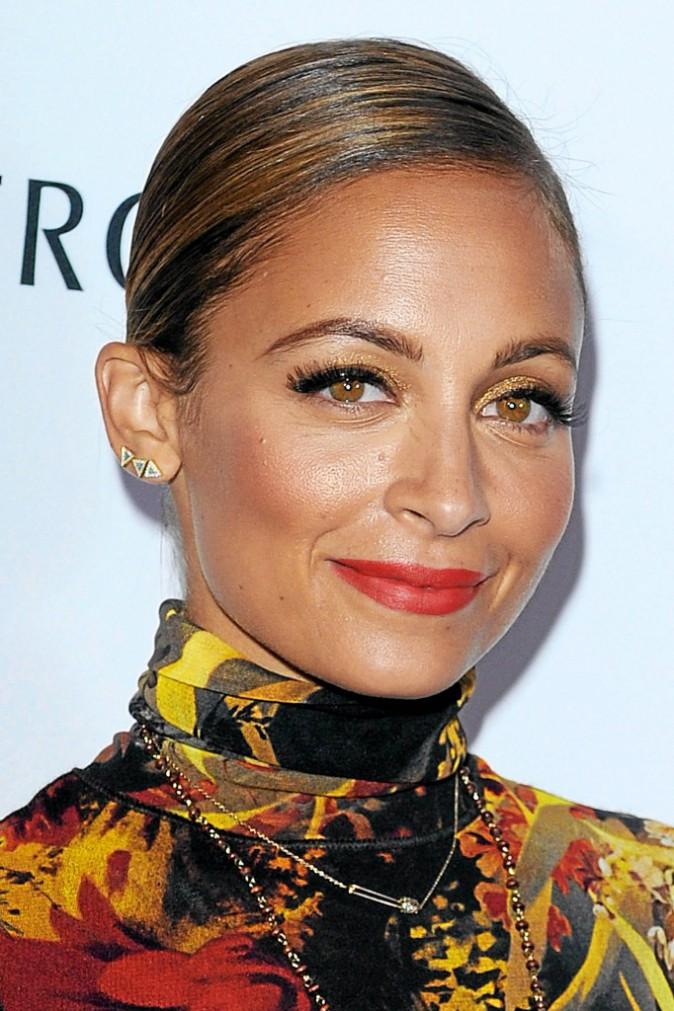 Nicole Richie : elle ne sait pas se maquiller !