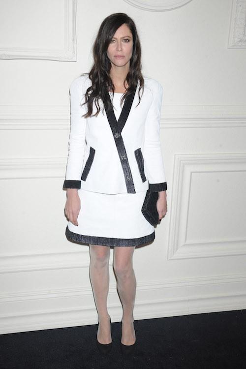 Photos : Elodie Bouchez et Anna Mouglalis : les Françaises à l'honneur chez Chanel !