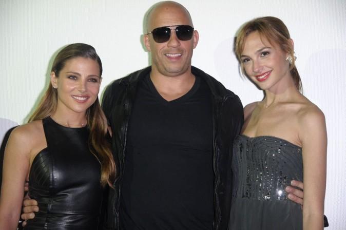 Avec Vin Diesel, on ne voit qu'elle !