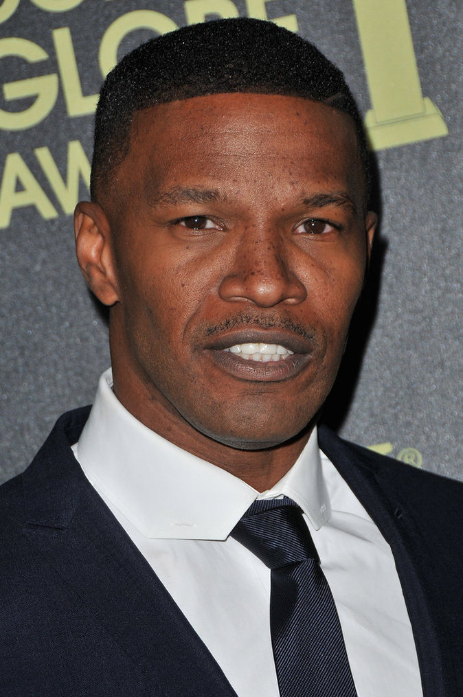 Photos : Elue Miss Golden Globe 2016, Jamie Foxx est fière de sa fille