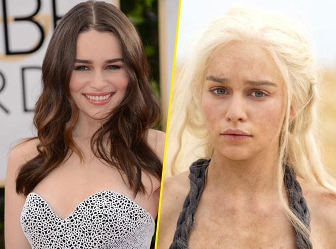 Découvrez 5 choses à savoir sur Emilia Clarke alias Daenerys dans GOT !