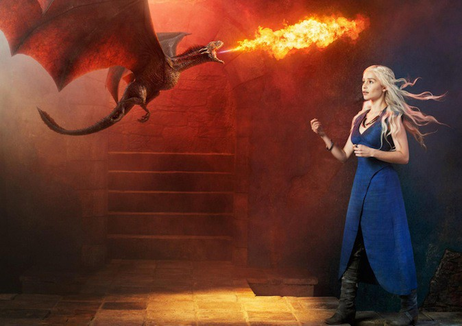 Emilia Clarke n'était pas le 1er choix pour jouer Daenerys !