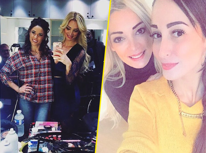 Photos : Émilie Nef Naf, Capucine Anav, Kenza Farah : retrouvailles entre copines !
