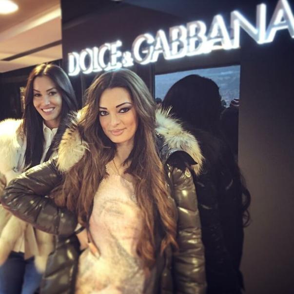 Photos : Emilie Nef Naf et Sidonie Biemont : les belles de Ménez et Rami plus complices que jamais !