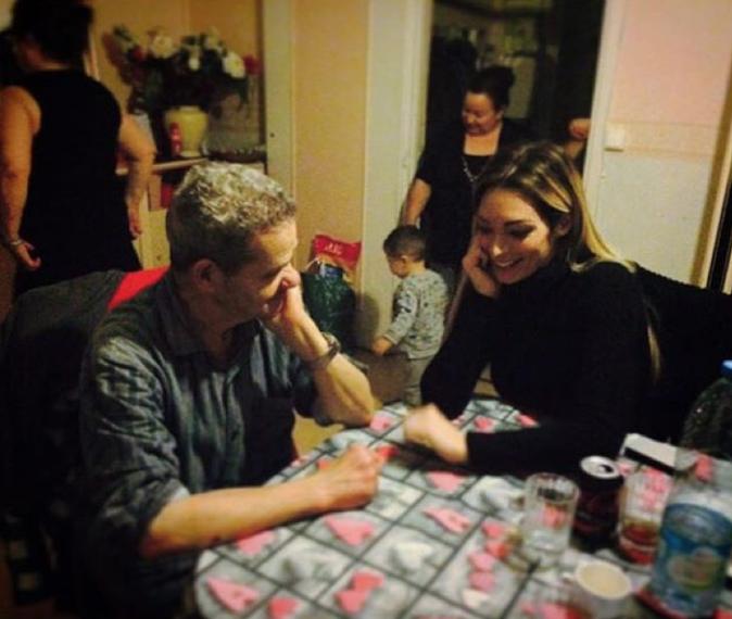 Photos : Emilie Nef Naf : retour auprès de sa famille... pour mieux tourner la page ?