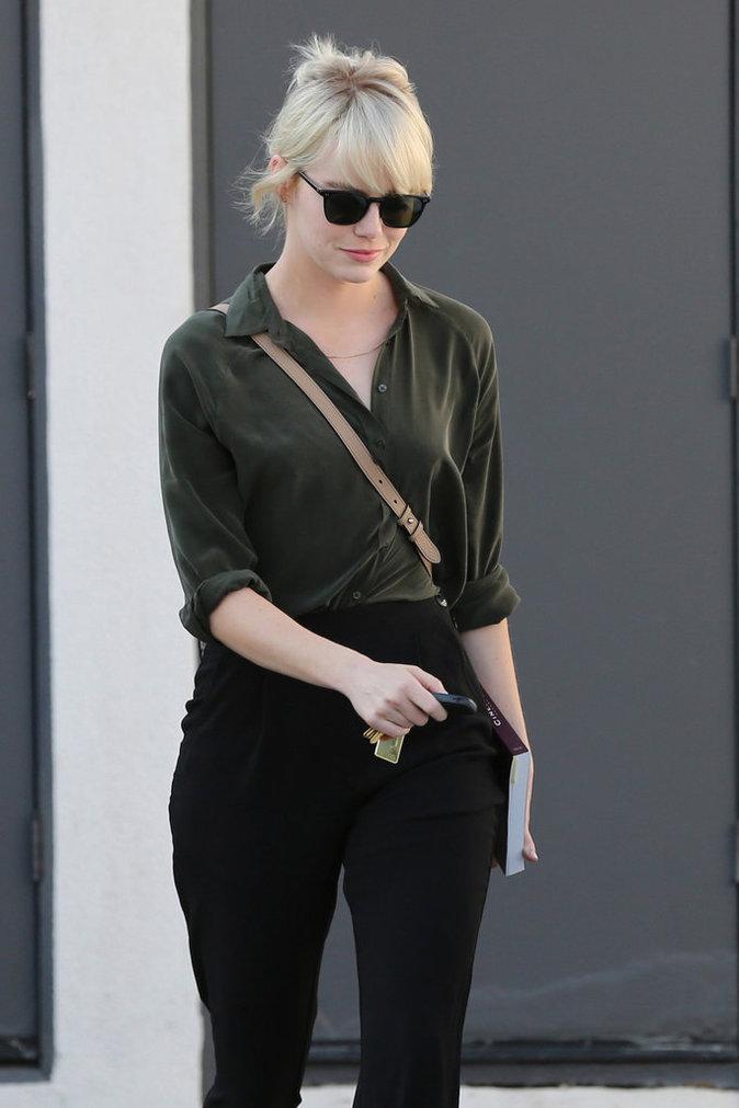 Emma Stone le 25 mai 2016 à Los Angeles