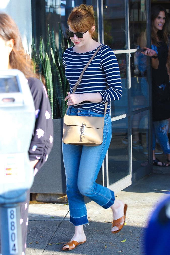 Emma Stone le 9 juin 2016 à Los Angeles